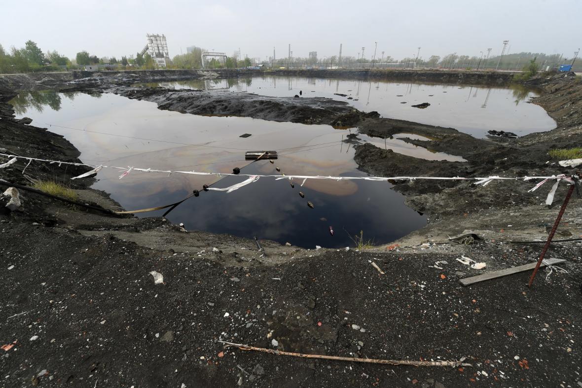 Toxické kaly