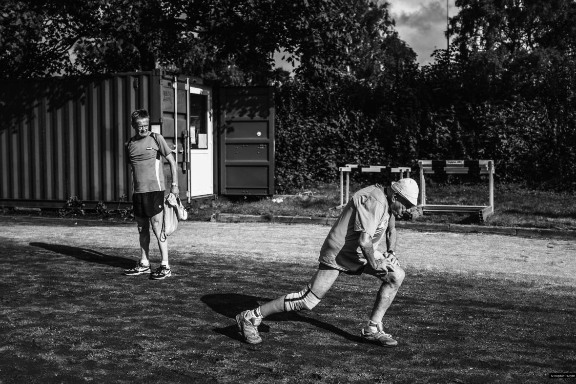 Nominace na první cenu Czech Press Photo 2017 v kategorii Sport (série)
