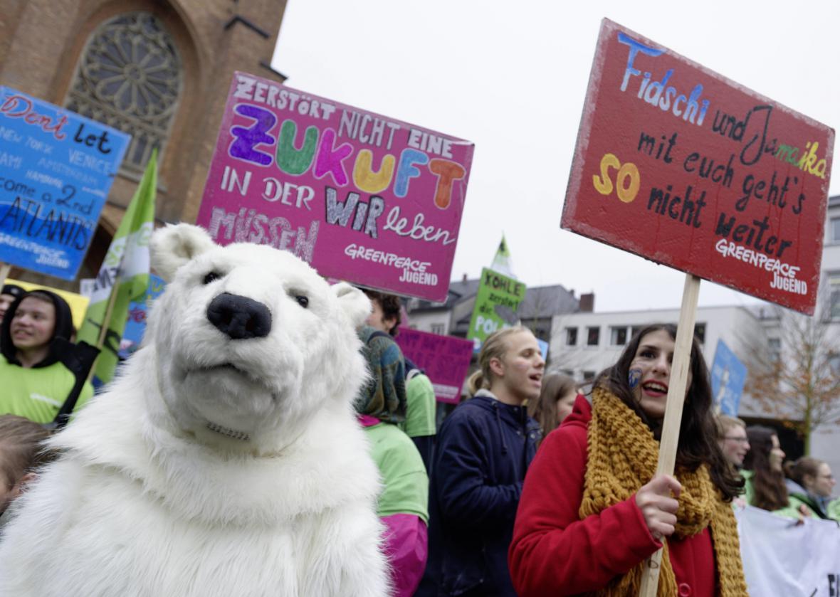 COP 23 a zajímavé momentky z jeho průběhu