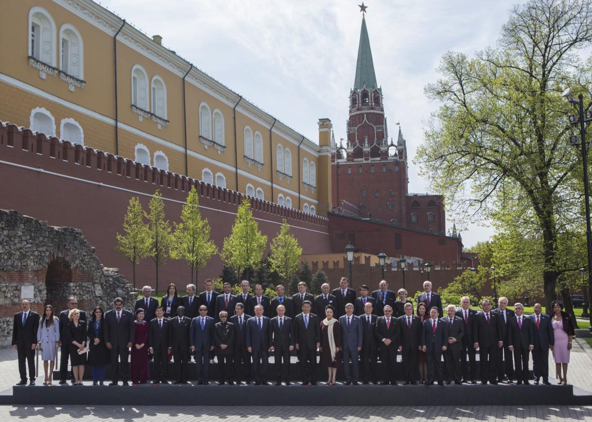 Zemanova setkání s Vladimírem Putinem a státní návštěvy v Rusku