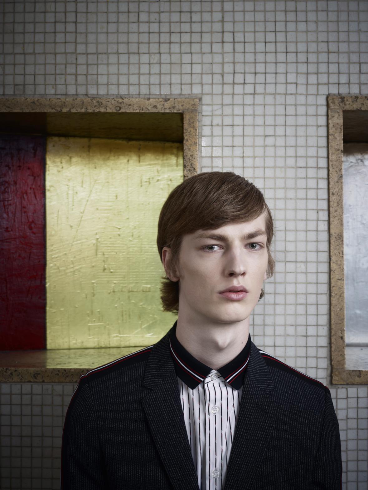 Vítězná série v kategorii Portrét. Hanna Connor, Filip Jandourek, volní fotografové – Vesničané.