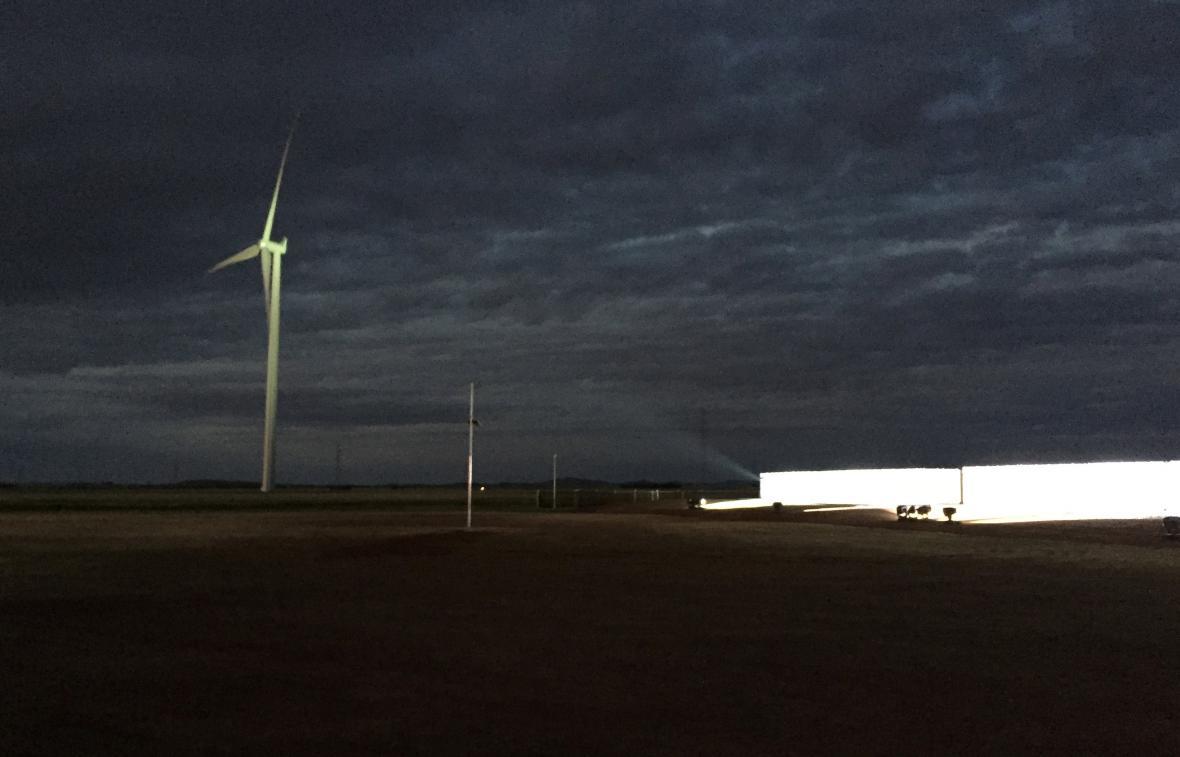 Tesla postavila největší baterii světa v Asutrálii