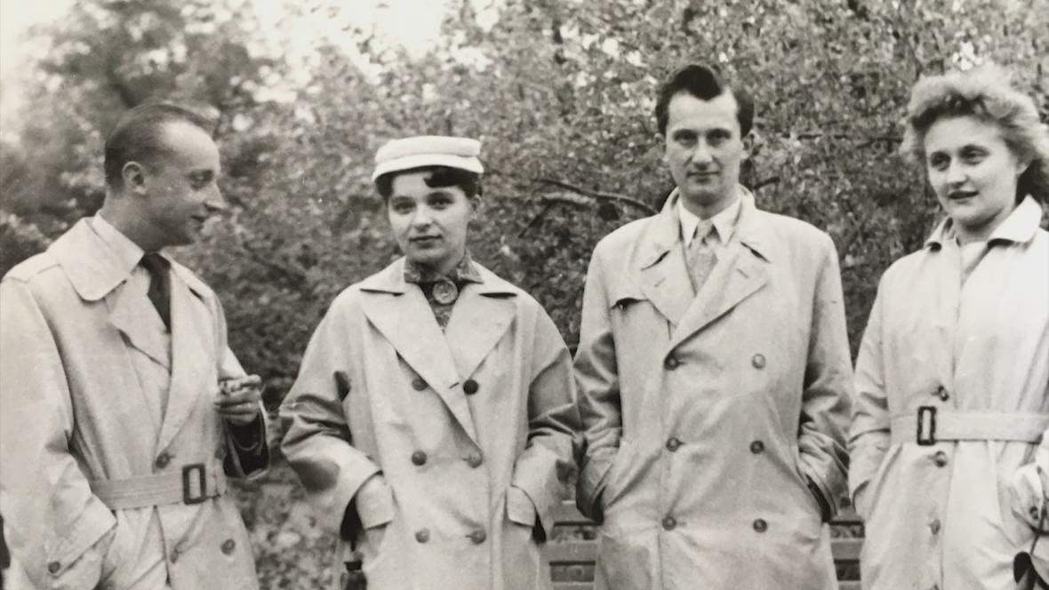Fotografie z archivu Jana Romana