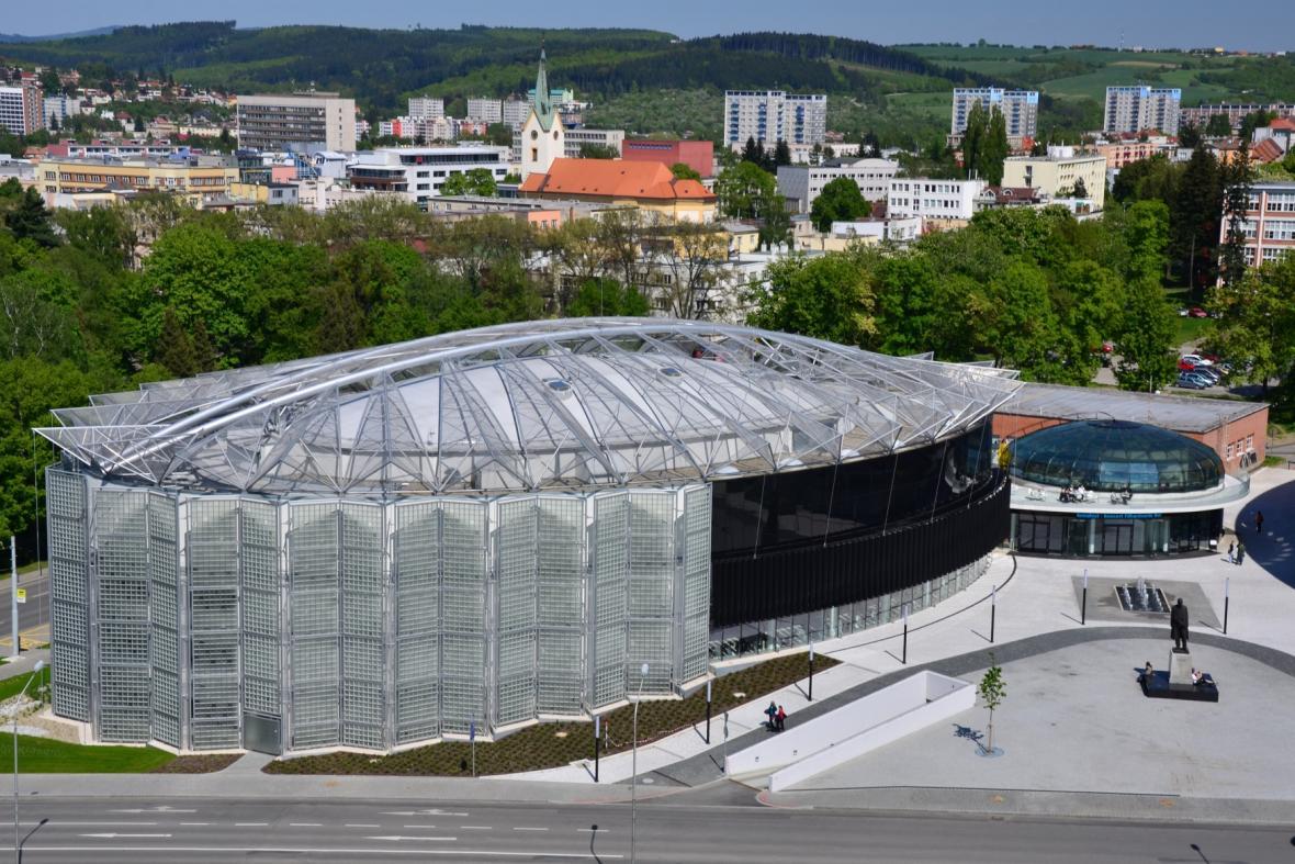 Dílo Evy Jiřičné v Česku