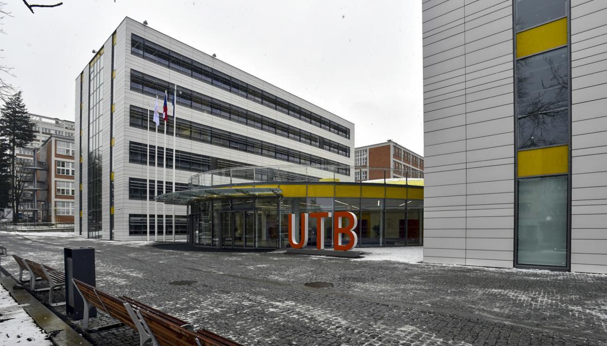 Vzdělávací komplex Univerzity Tomáše Bati od architekty Evy Jiřičné.