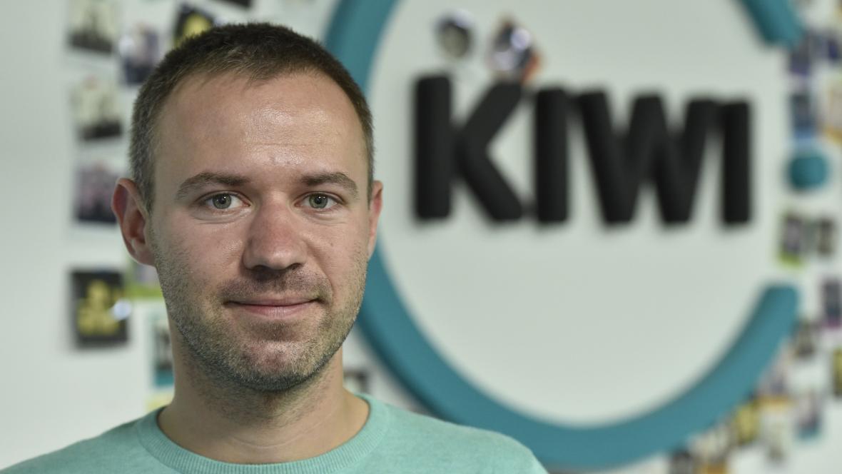 Zakladatel Kiwi.com Oliver Dlouhý