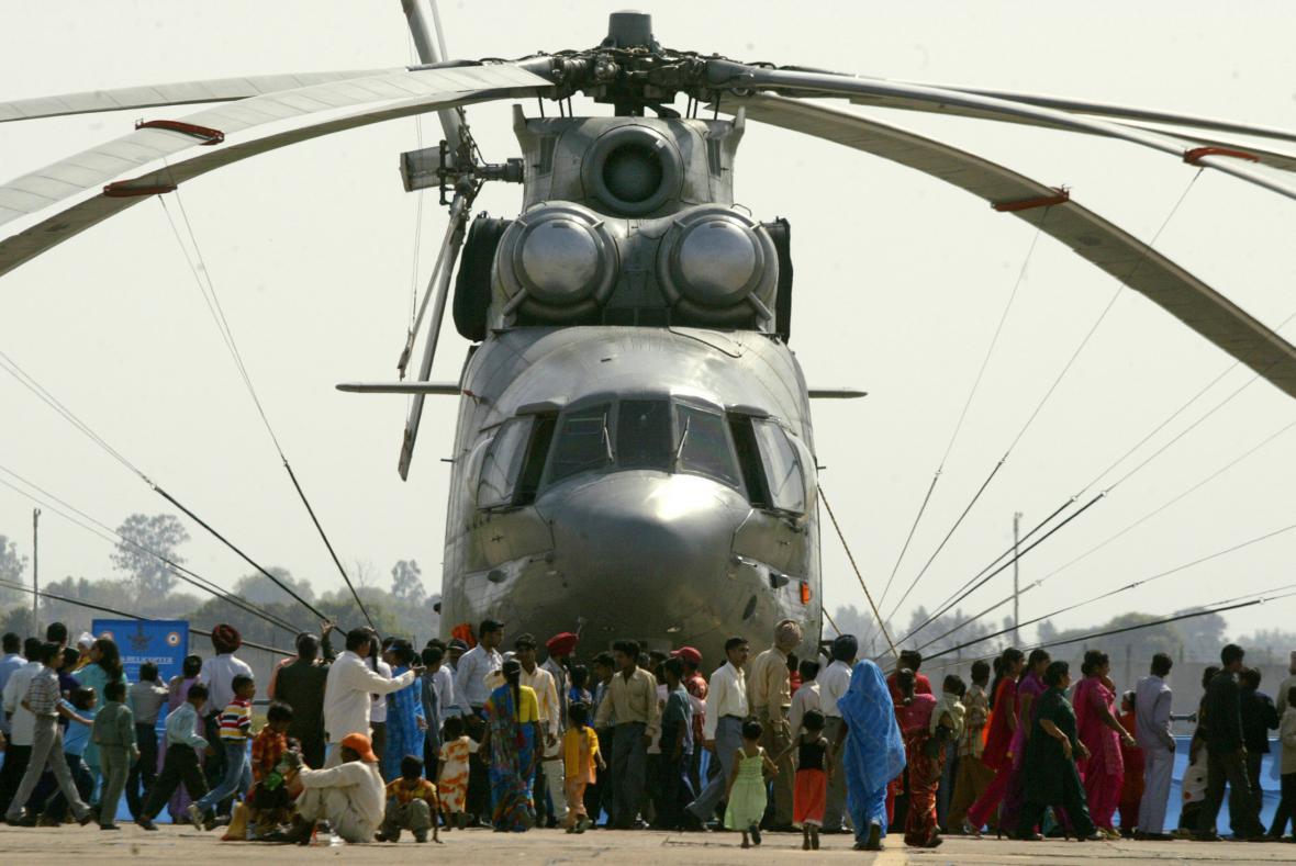 Vrtulník Mil Mi-26