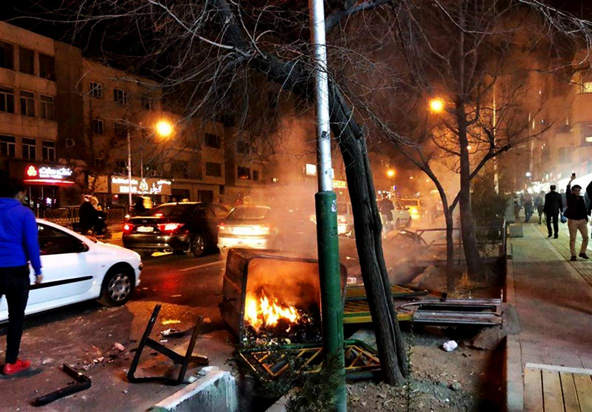 Protesty v Dorúdu