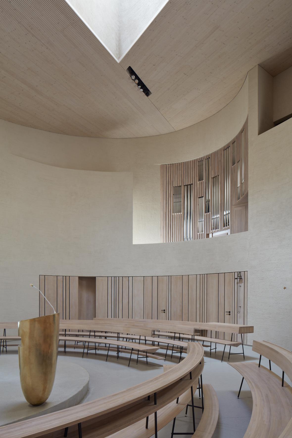 Kostel v Sazovicích