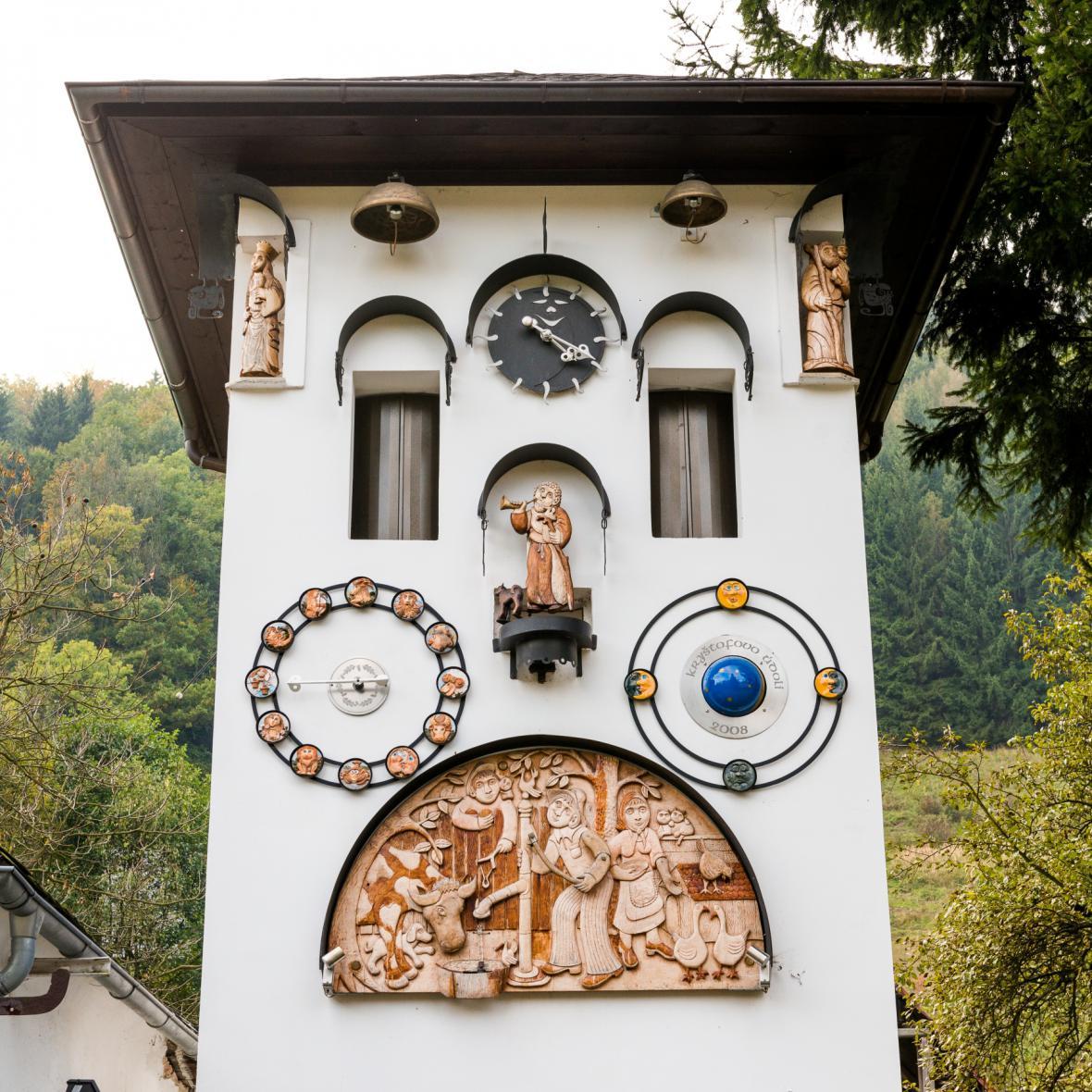 Orloj v Krásném Údolí