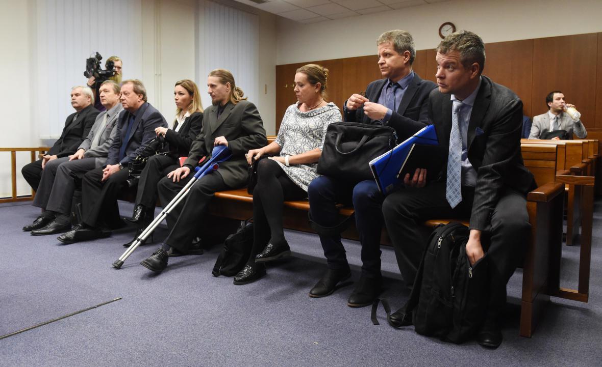 Odvolací Vrchní soudu v Olomouci zasedl v případu údajně neoprávněných licencí solárním elektrárnám na Chomutovsku
