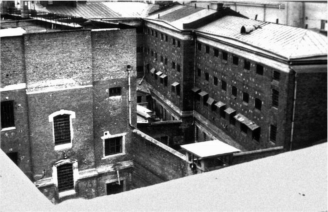 Moskevská věznice Butyrka, v níž byl v létě 1940 František Polák odsouzen za kontrarevoluční činnost k osmi letům těžké práce v táborech Gulagu
