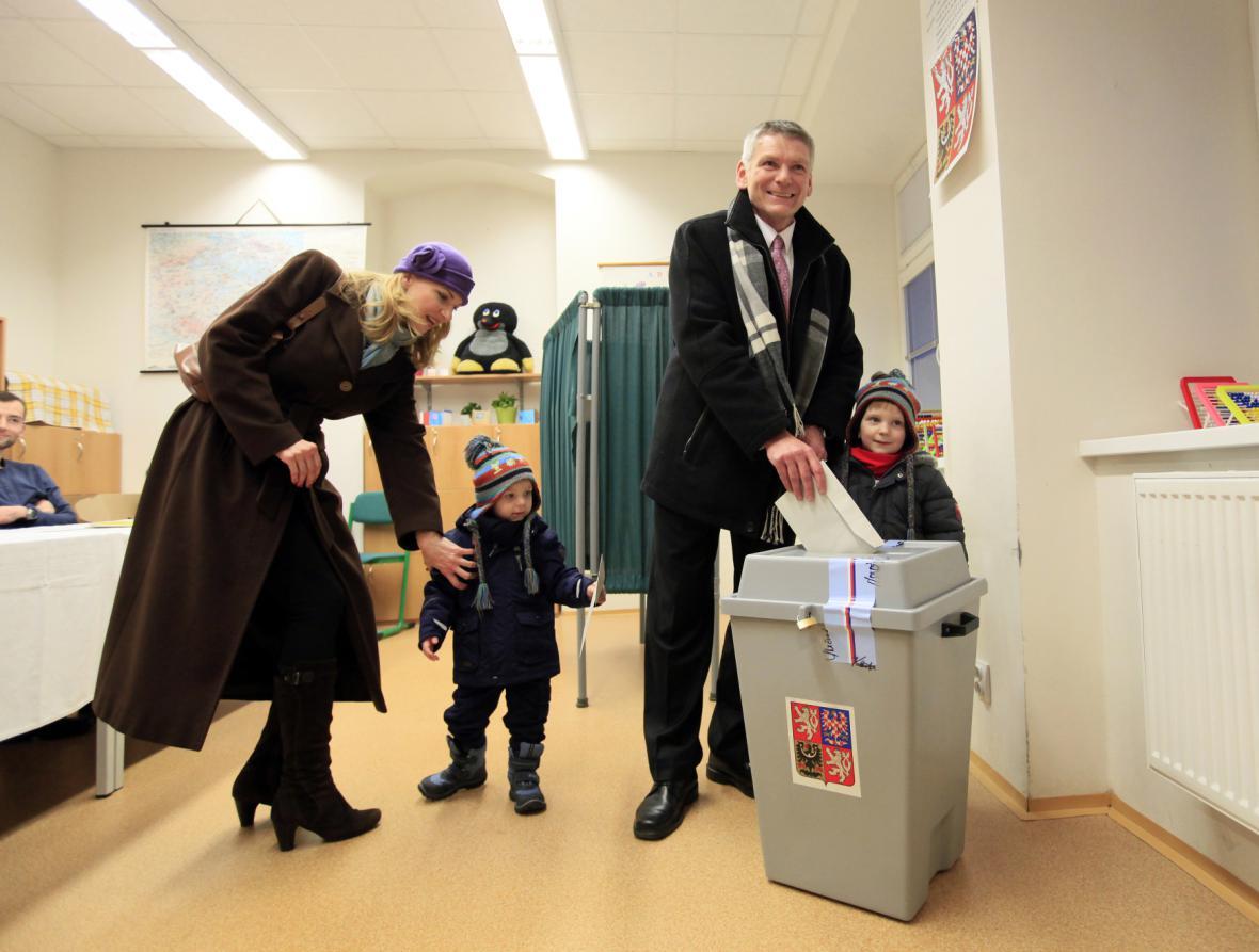 Prezidentské volby