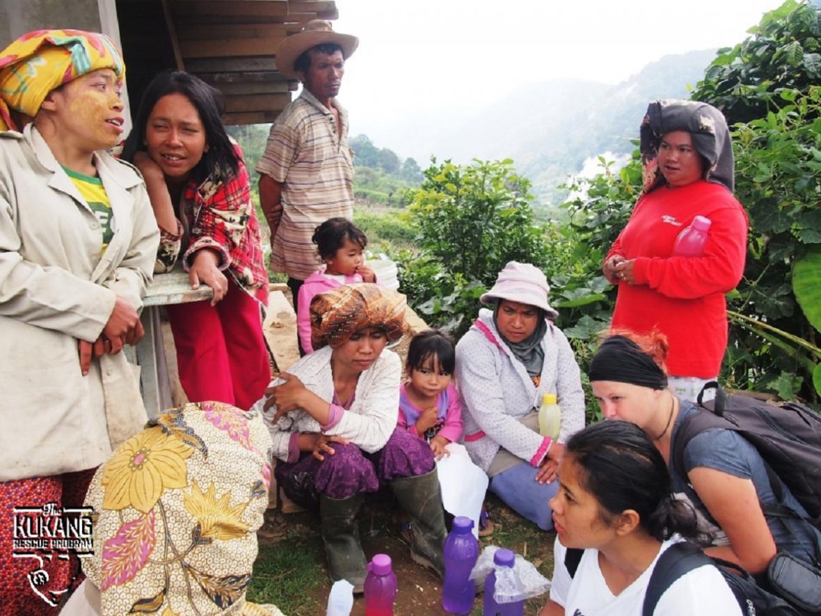 Ochrana divokých zvířat v Indonésii