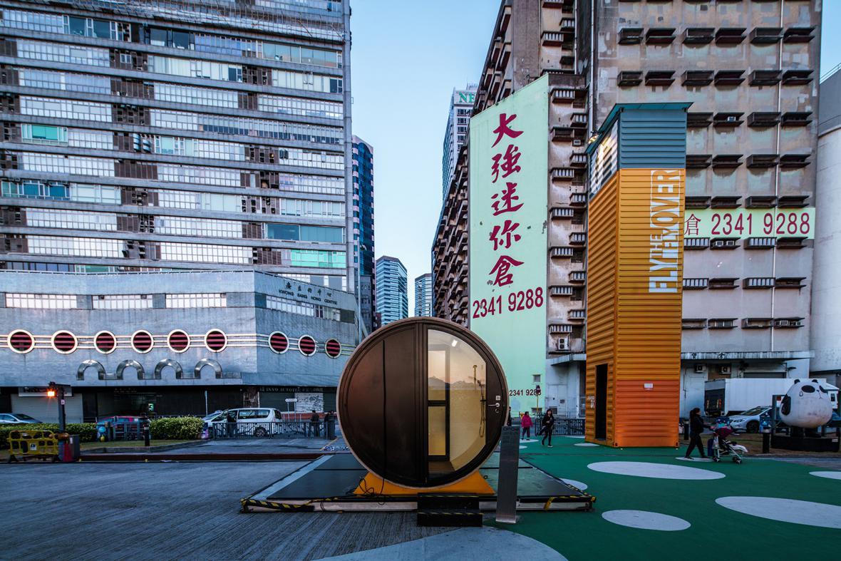 Projekt OPod Housing