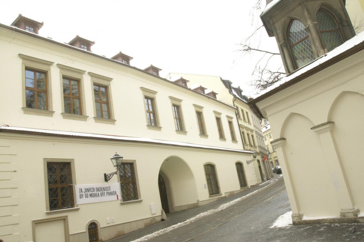 Domy, které chce aktuálně město Brno nabídnout Liboru Procházkovi