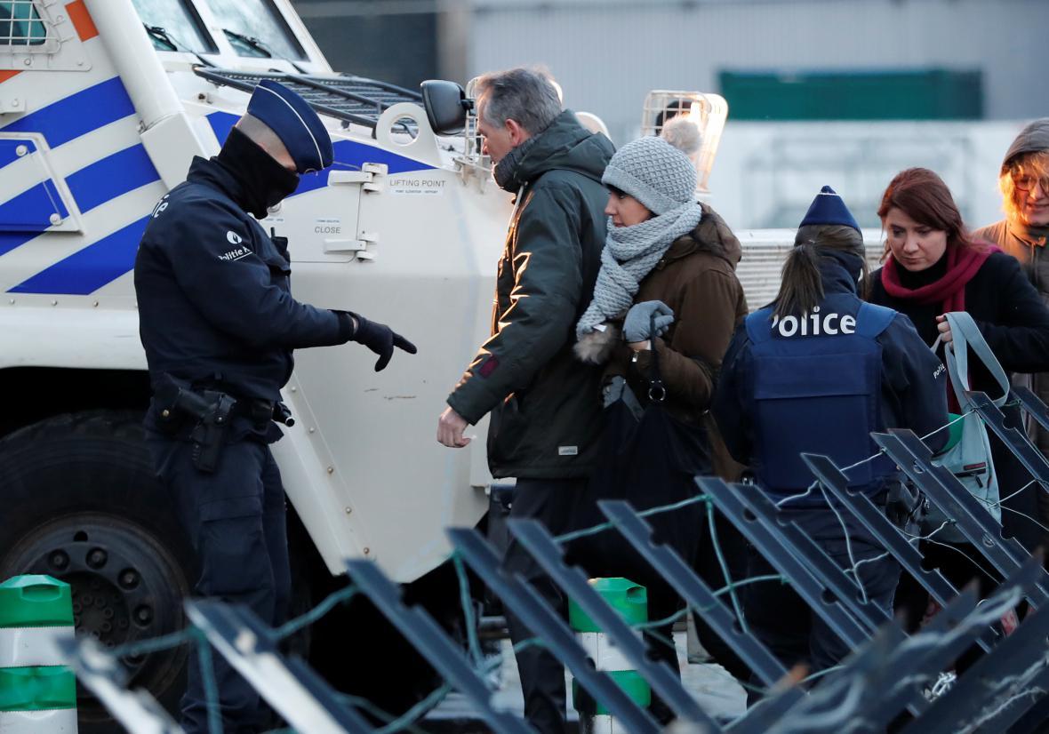Soud s Salahem Abdeslamem provázejí přísná bezpečnostní opatření