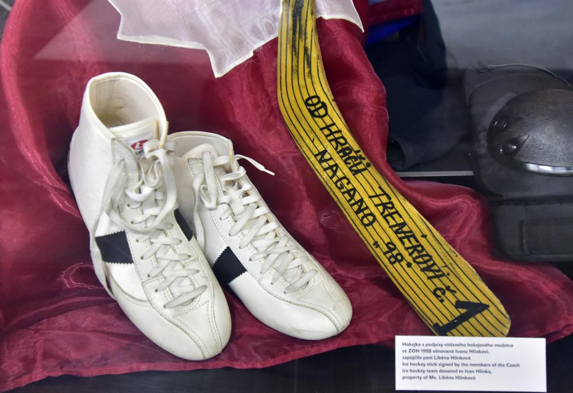 Výstava Přepište dějiny! Nagano 1998-2018
