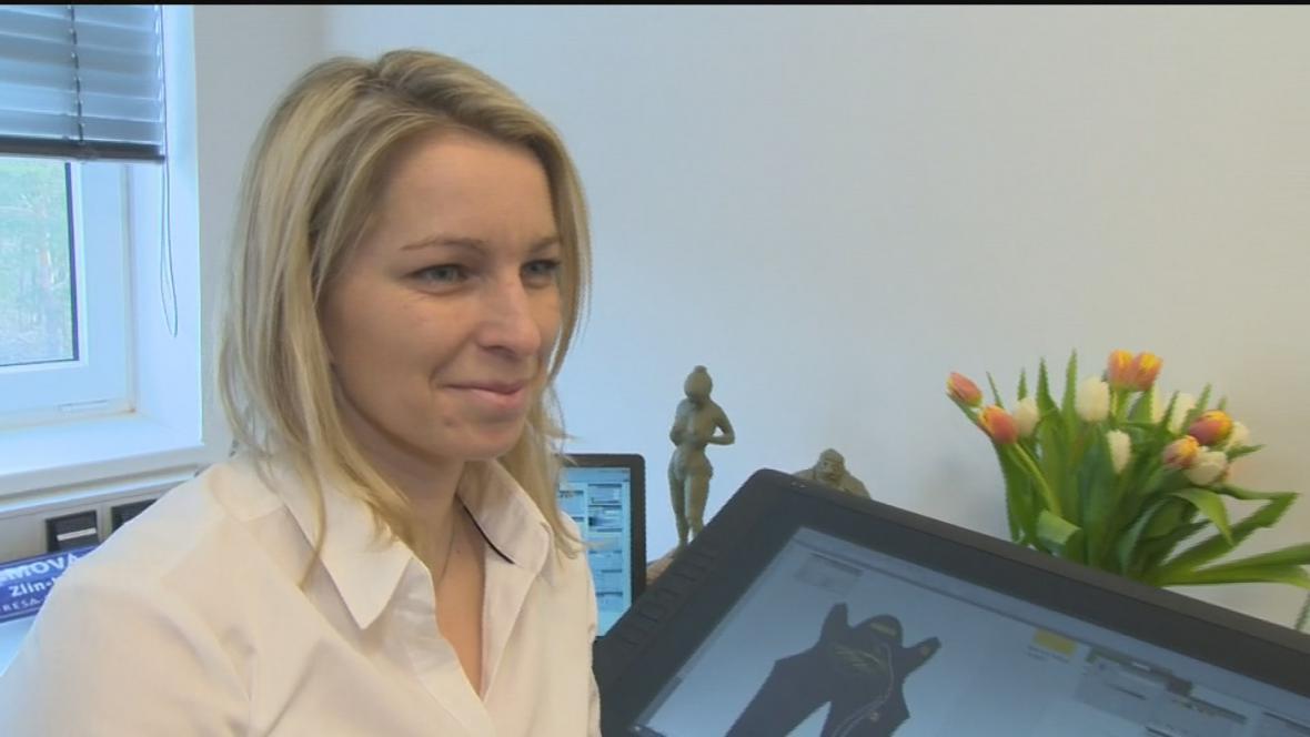 Designérka Zuzana Bahulová