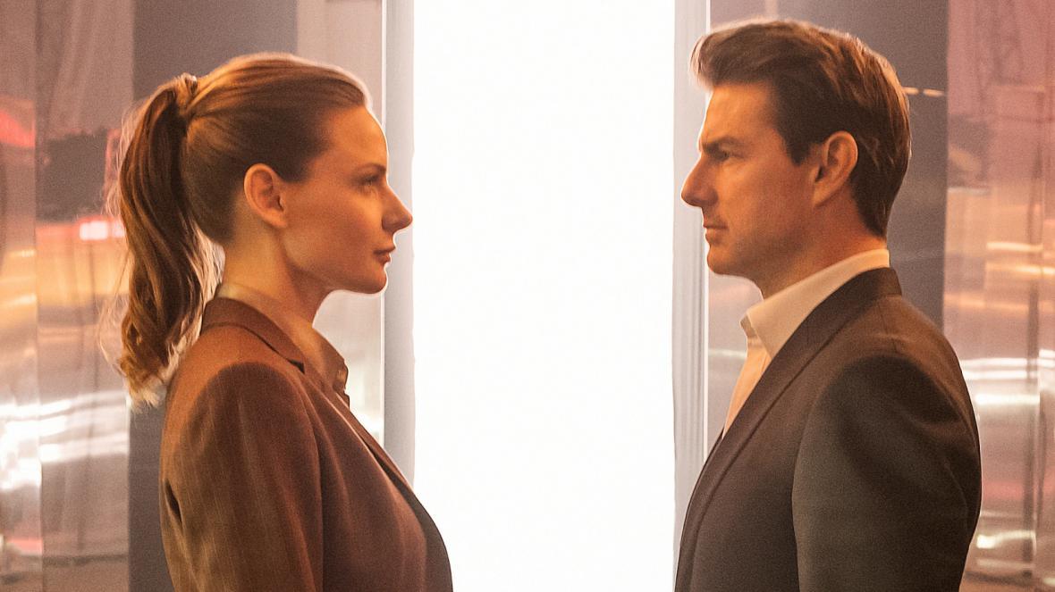 Záběr z filmu Mission: Impossible - Fallout