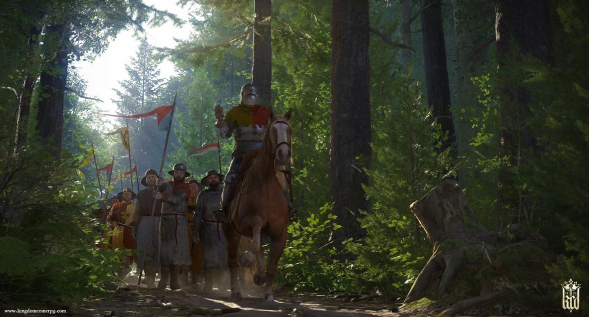 Hra Kingdom Come Deliverance