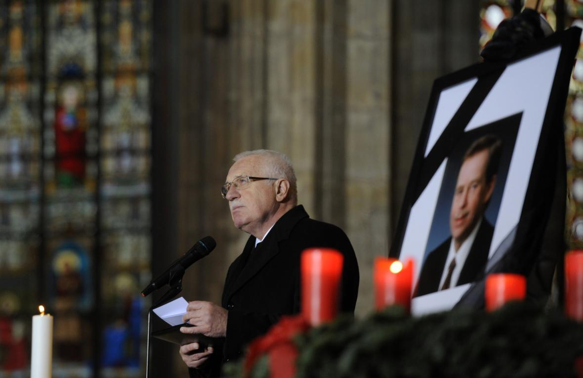 Václav Klaus prezident