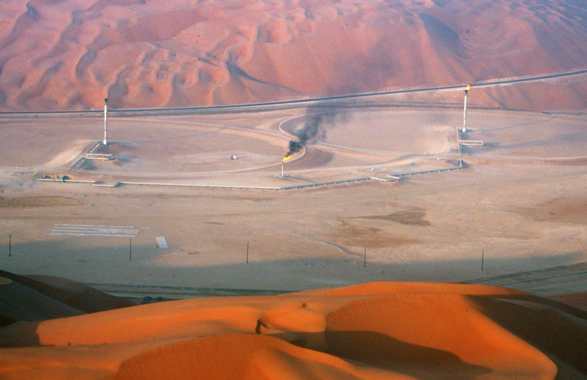 Saúdská Arábie