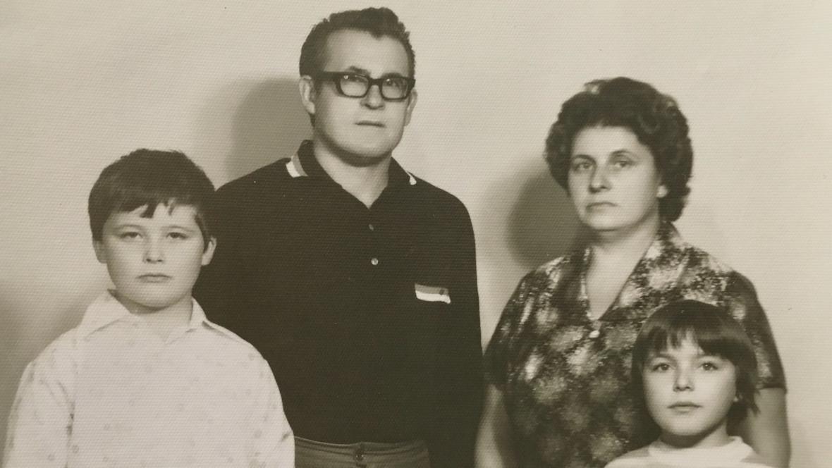 Rodinné fotografie Viléma Šindelky