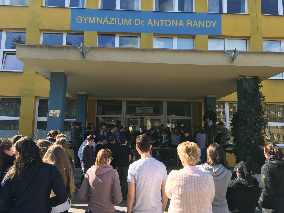 Gymnázium Dr. Antona RandyJablonec nad Nisou