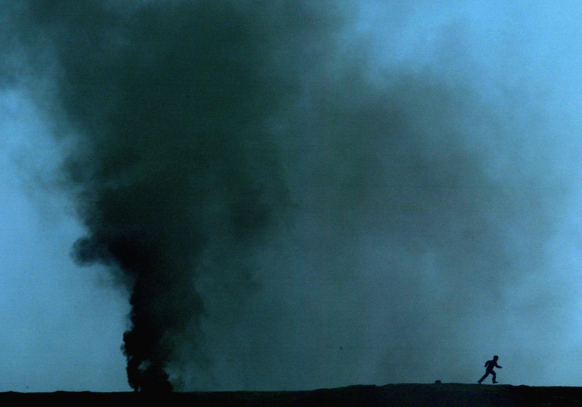 Invaze amerických a britských vojsk do Iráku v roce 2003
