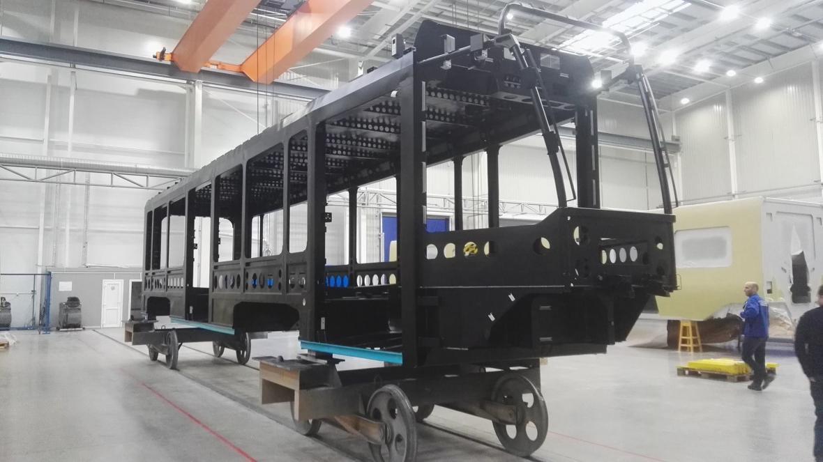 Nové tramvaje pro Ostravu