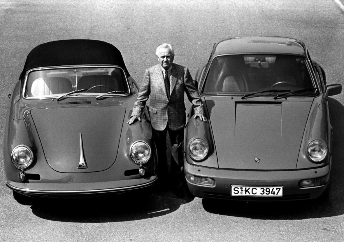 Ferdinand Ferry Porsche