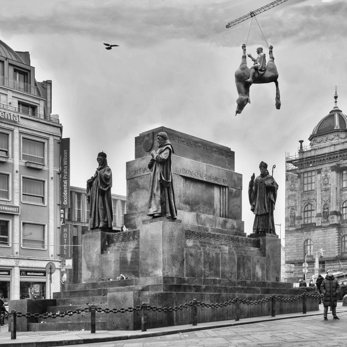 Praha fotografická 2018