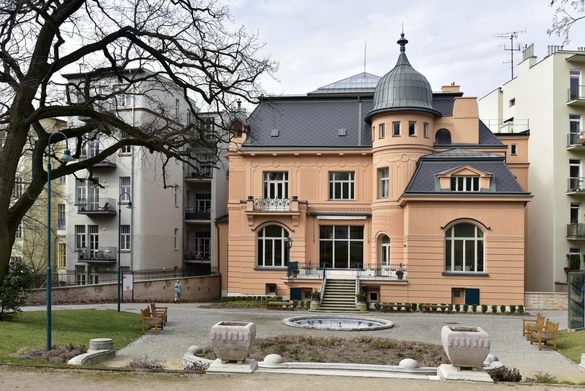 Vila Löw-Beer v Brně