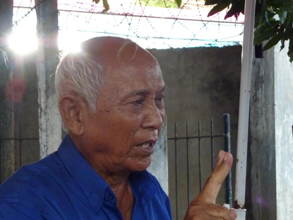 Jeden ze sedmi přeživších - Chum Mey