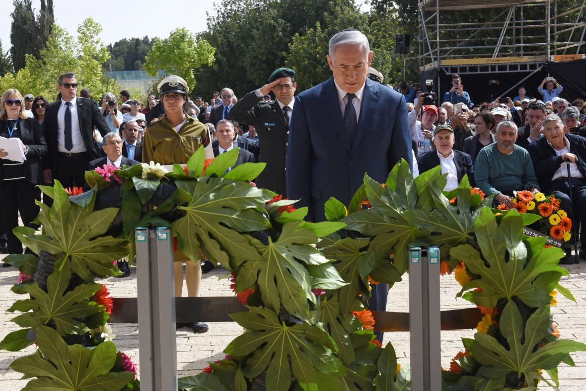 Izrael si připomíná oběti holocaustu
