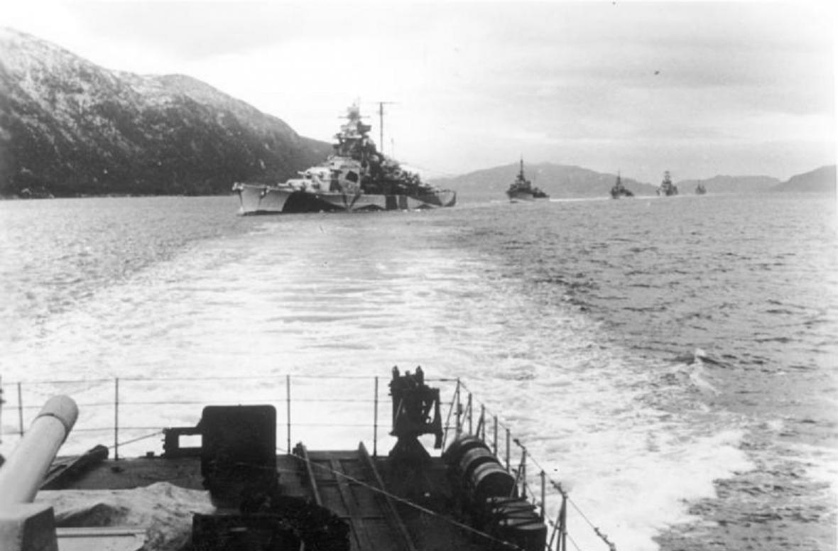 Bitevní loď Tirpitz