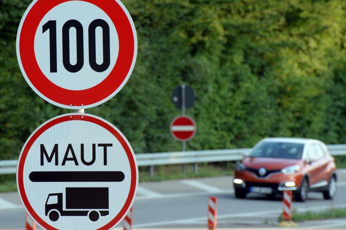 Mýtné v Německu
