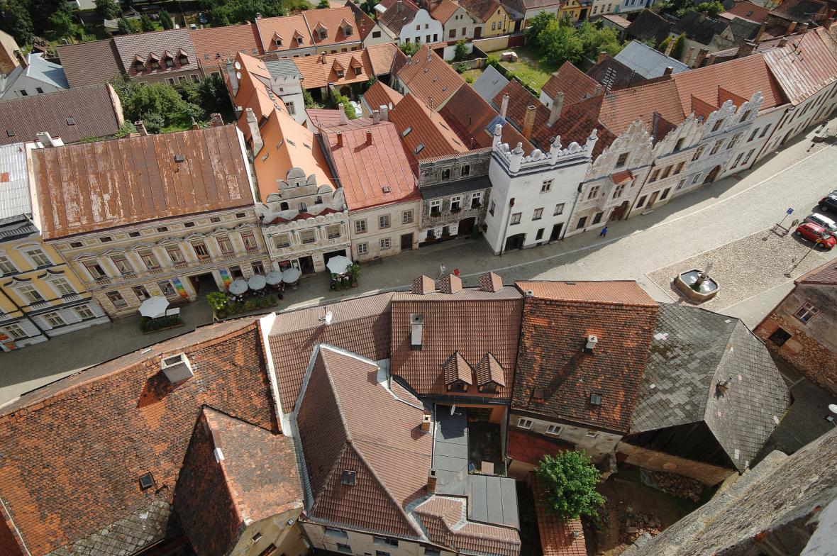 Slavonice - historické město roku 2017