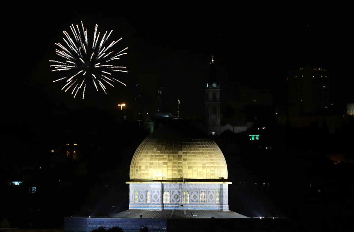Izrael slaví 70. výročí nezávislosti
