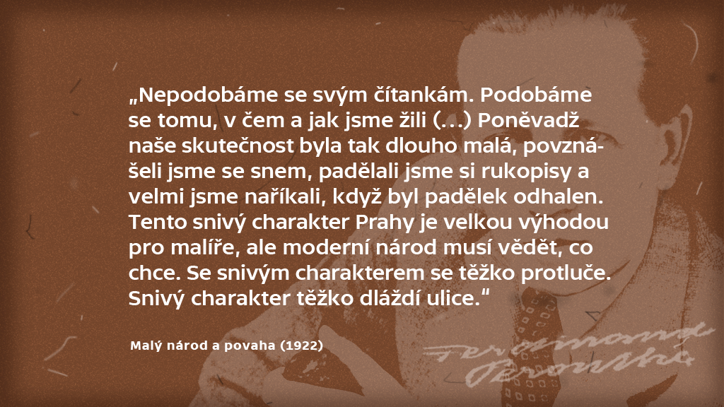 Výroky Ferdinanda Peroutky