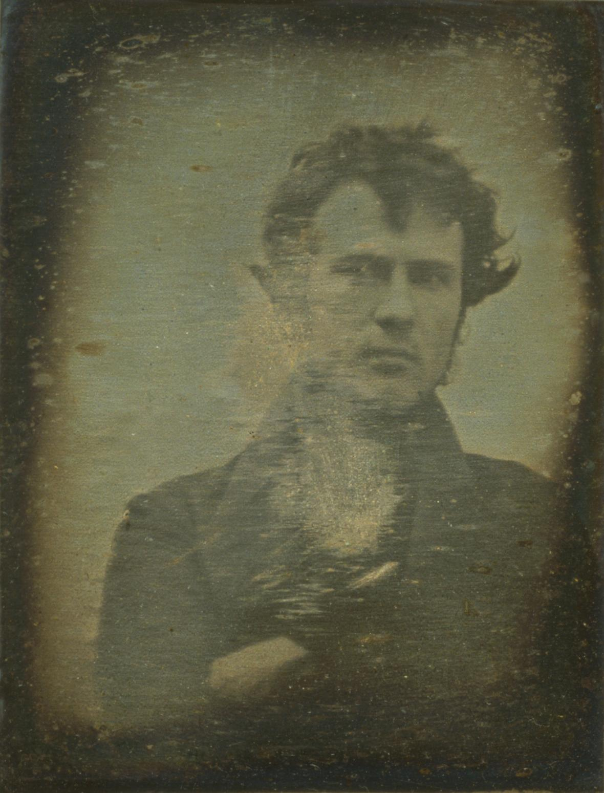 Nejstarší daguerotypie na světě