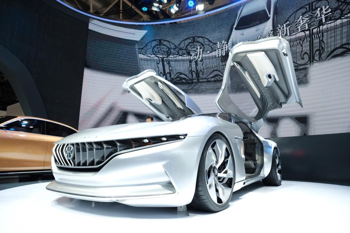 Škoda Auto představila na premiéře v Pekingu nové městské SUV Škoda Kamiq, které bude určené pouze pro čínský trh.