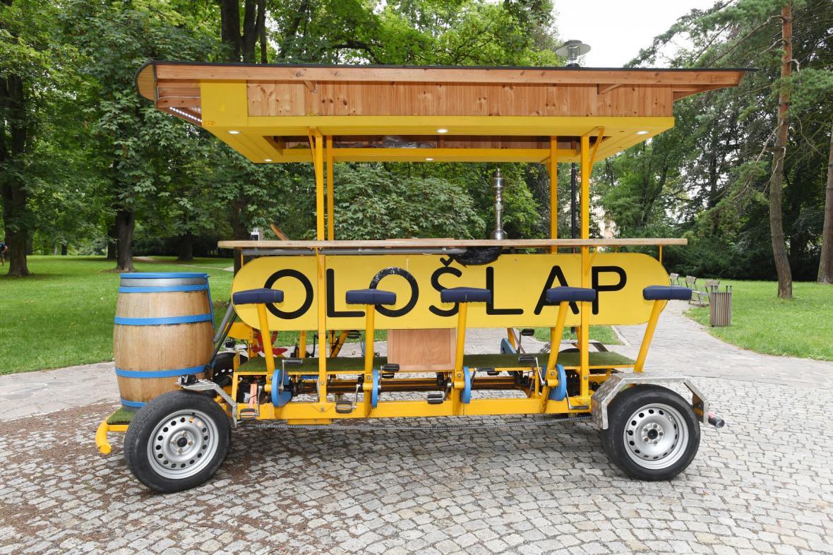 Turistické novinky na Olomoucku