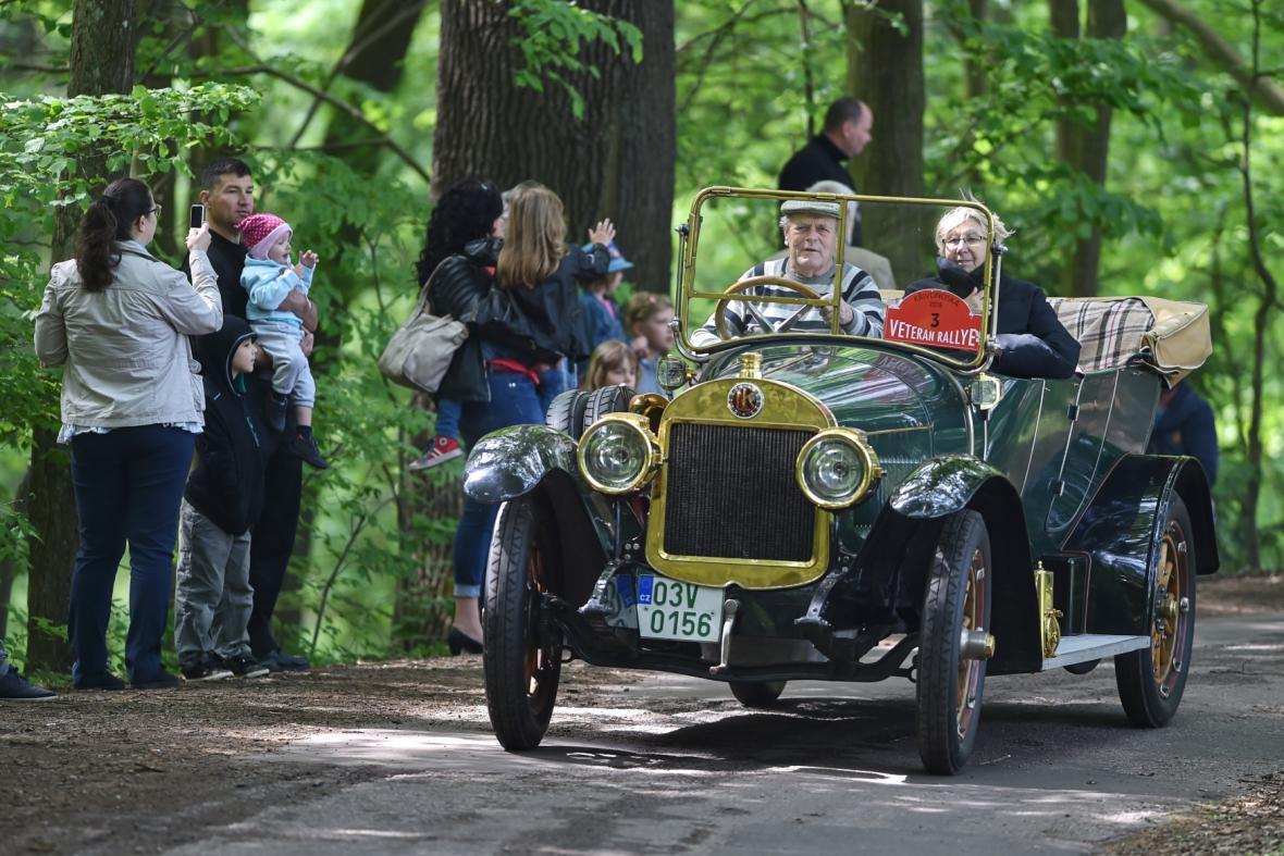 48. ročník Rallye Křivonoska