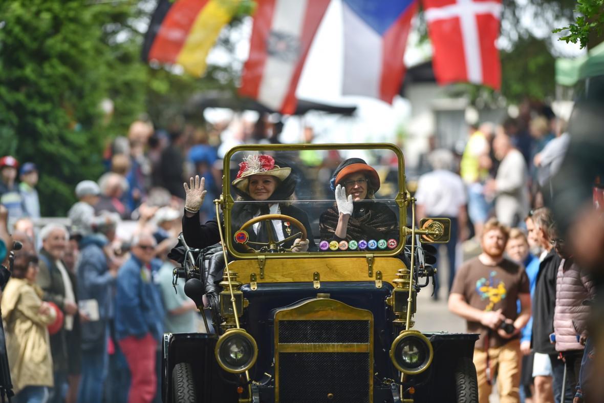48. ročník soutěže Rallye Křivonoska