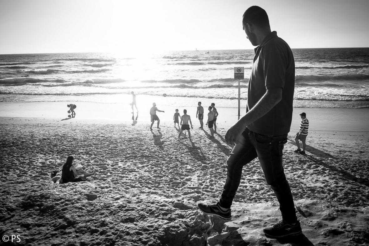 Každodenní život v Tel Avivu