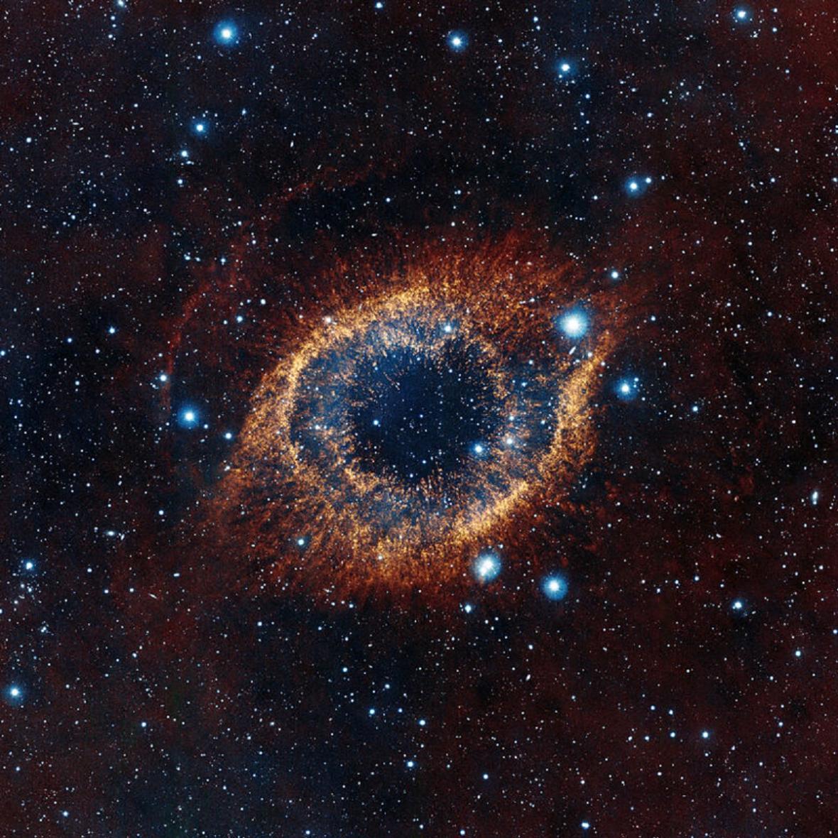 Planetární mlhovina Helix