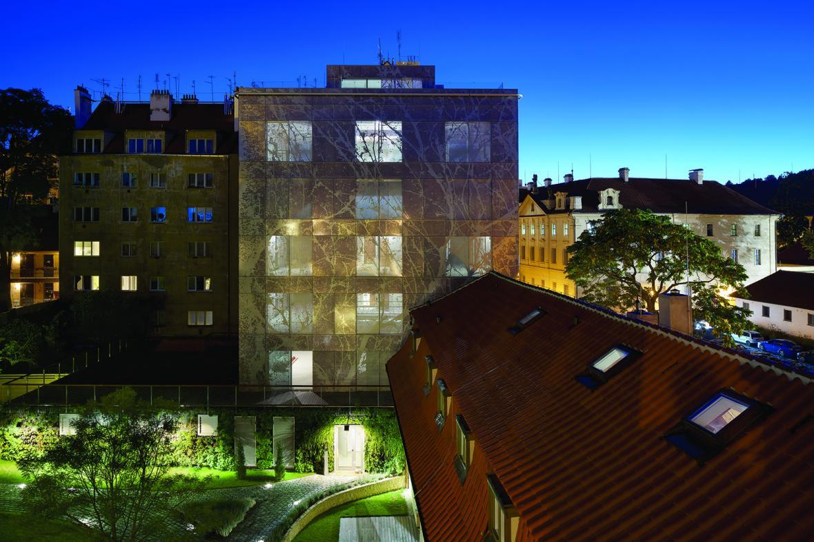 Budovy přístupné během festivalu Open House Praha
