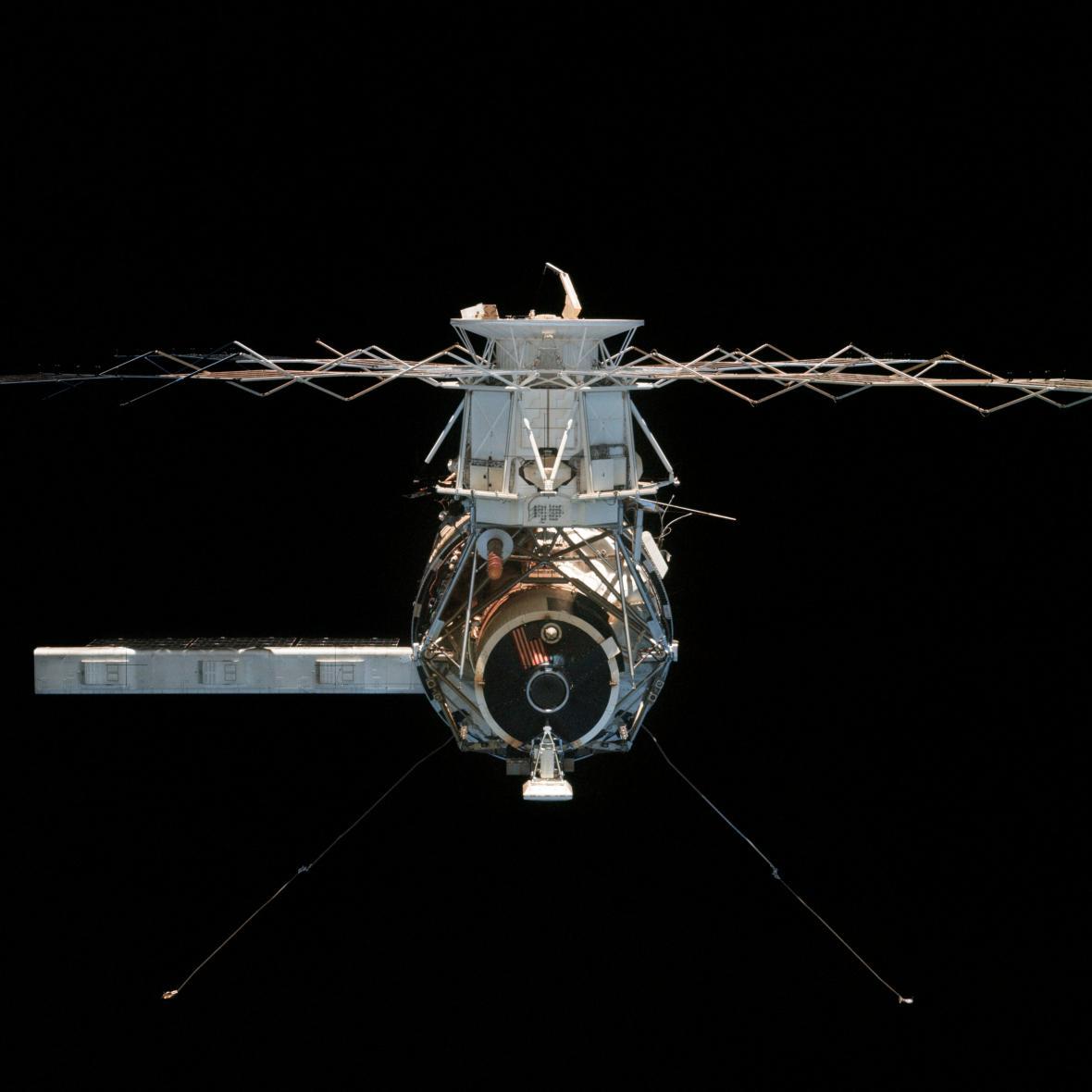 Vesmírná stanice Skylab